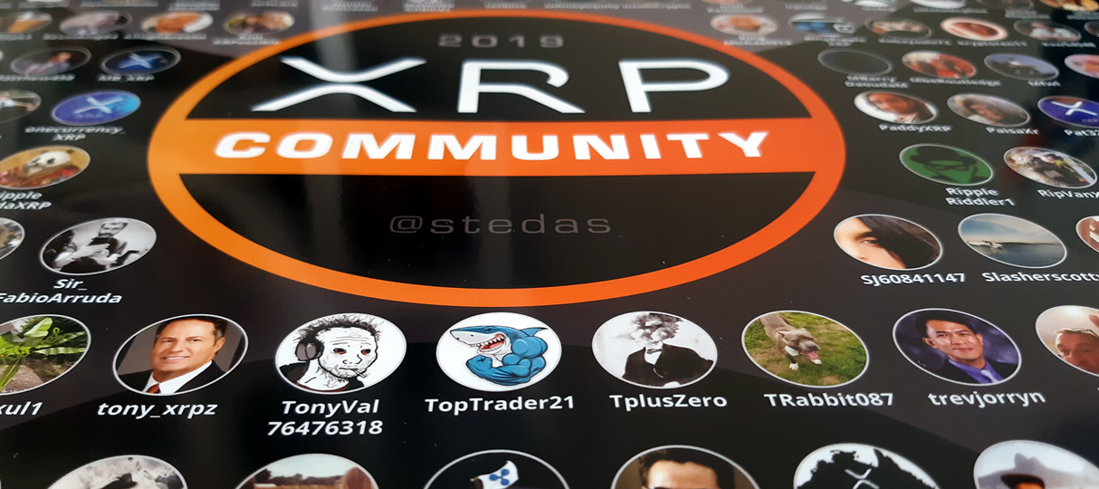 XRP Community Poster