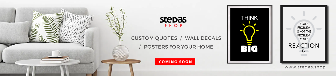 Buy posters and wall decals for your home or office.